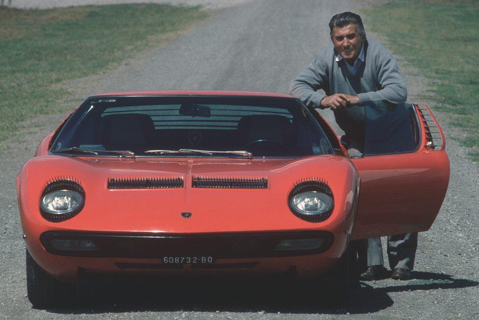 Ferruccio Lamborghini – 100 anni di passione