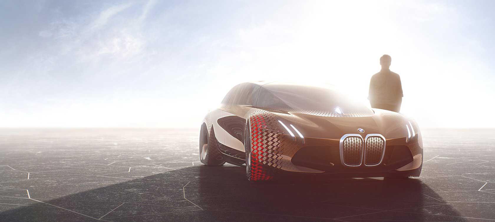 BMW - 100 Anni di storia