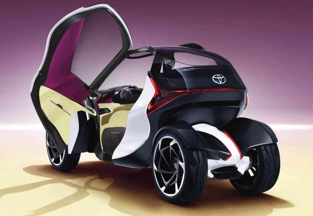 Toyota i-Trill