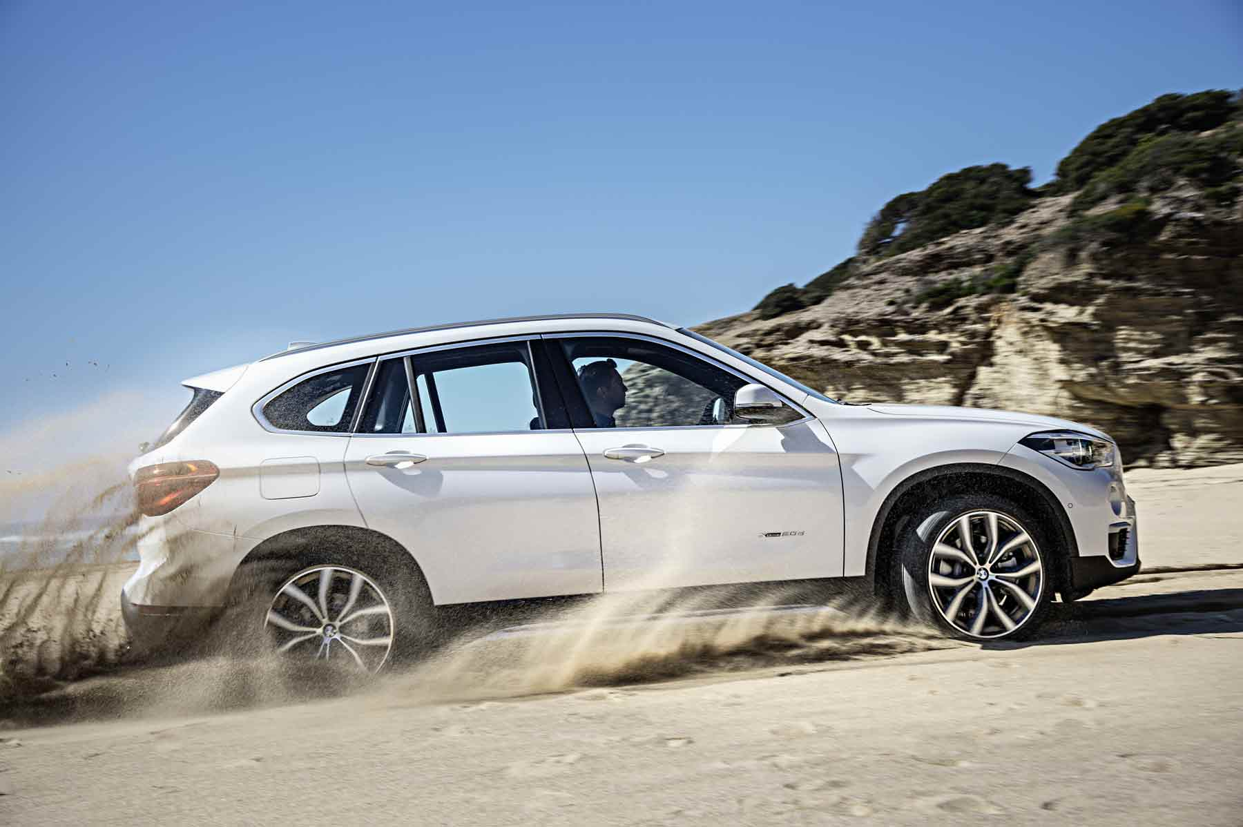 BMW-X1-Offroad