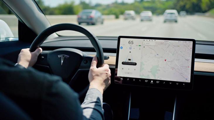 Comandi Tesla Model 3