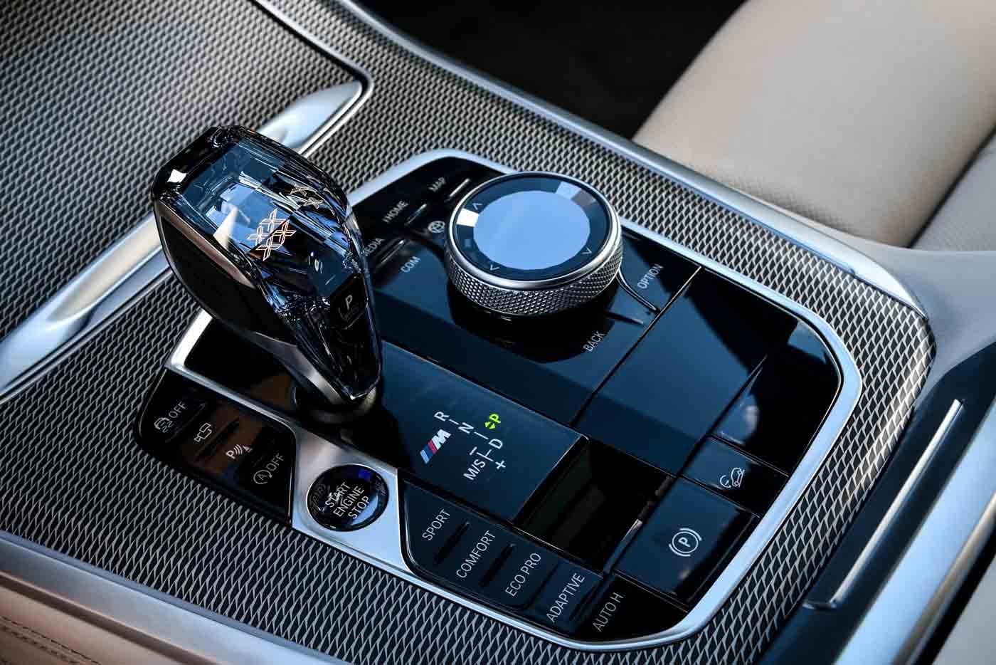Controlli Infotainment BMW