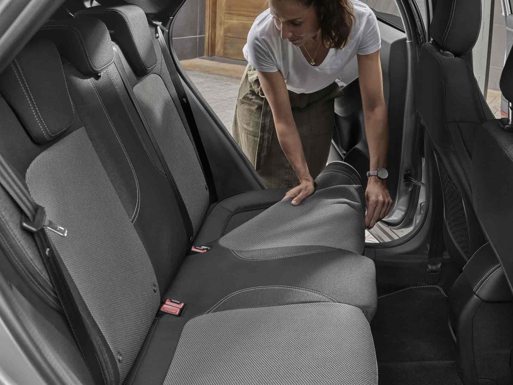 Coperture dei sedili removibili Ford Puma