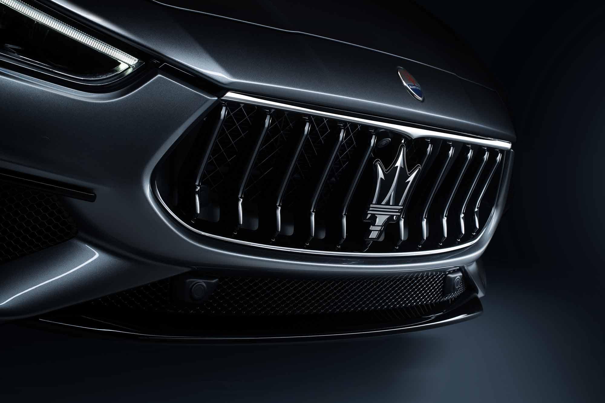 Dettaglio Maserati Ghibli Hybrid