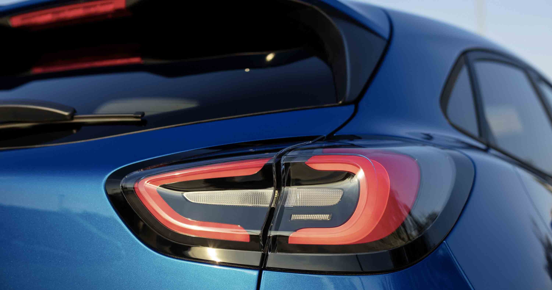 Fanale posteriore nuova Ford Puma