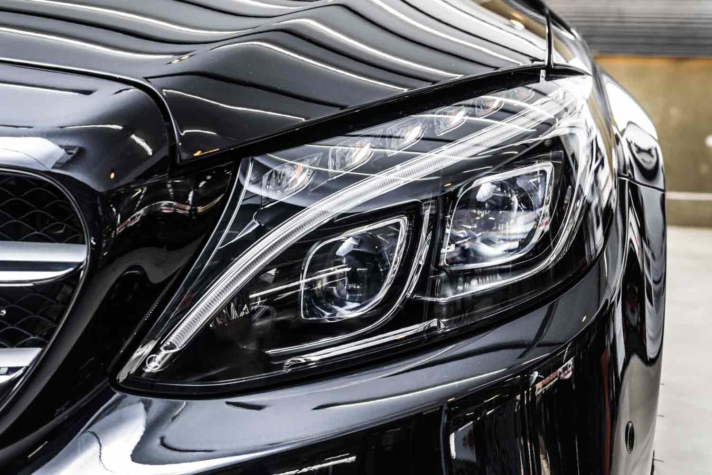 Fari a LED Mercedes