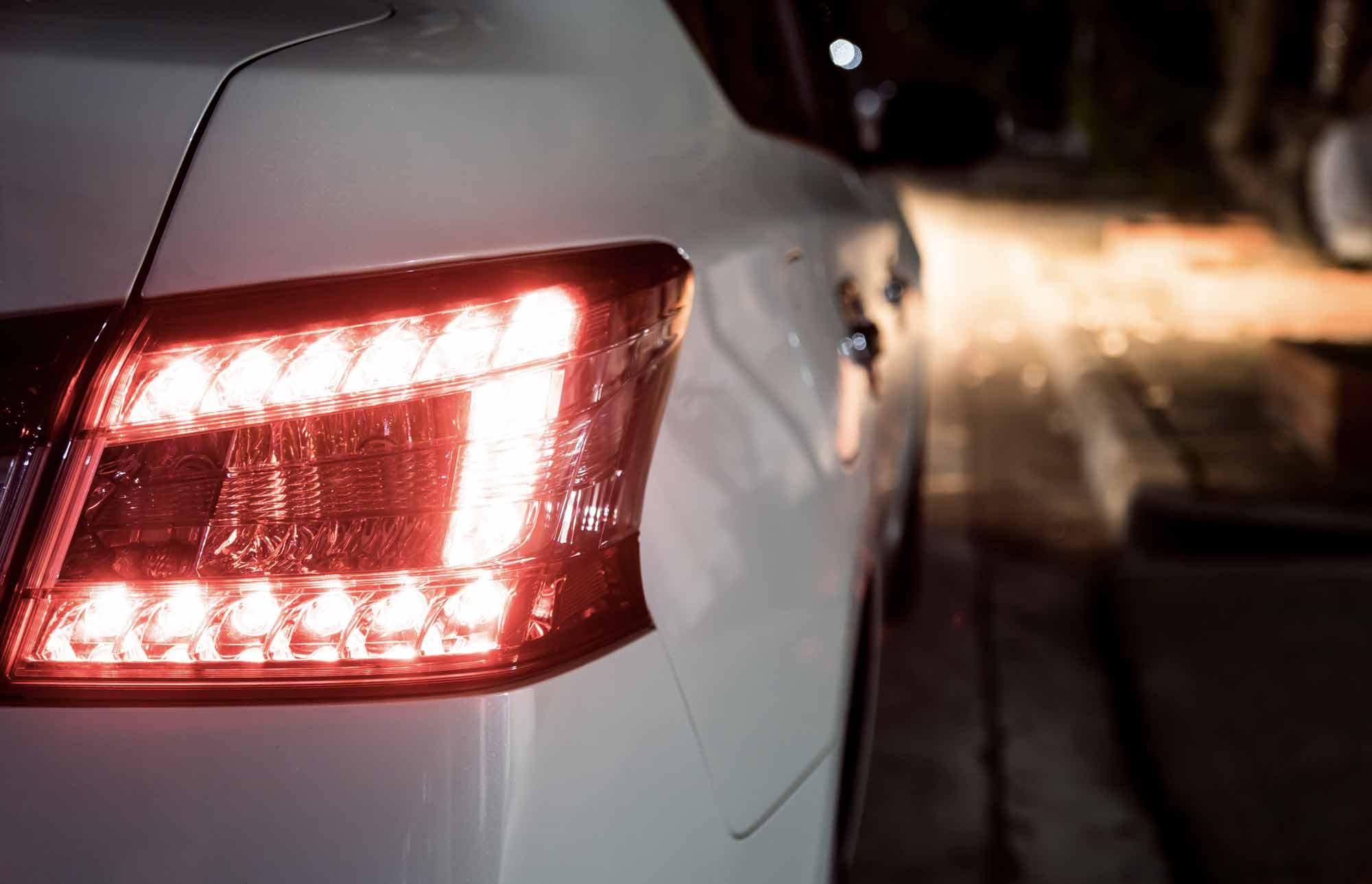 Fari Posteriori a LED Mercedes