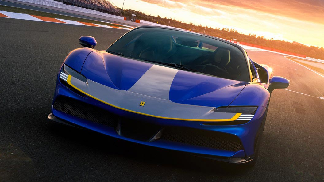 Ferrari SF90 Spider Assetto Fiorano