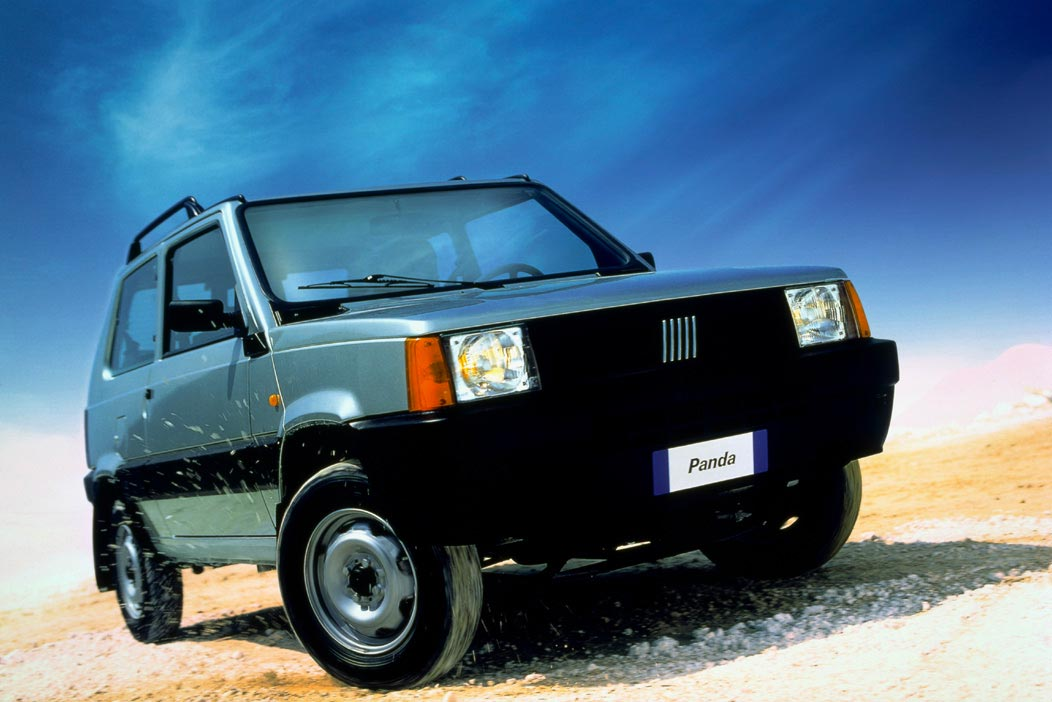 Fiat 4x4 anni 80'
