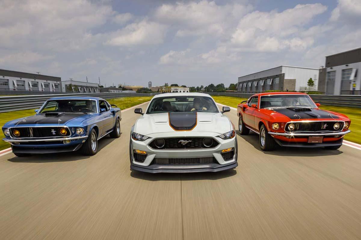 Ford-Mustang-Mach1-nel-modello-centrale