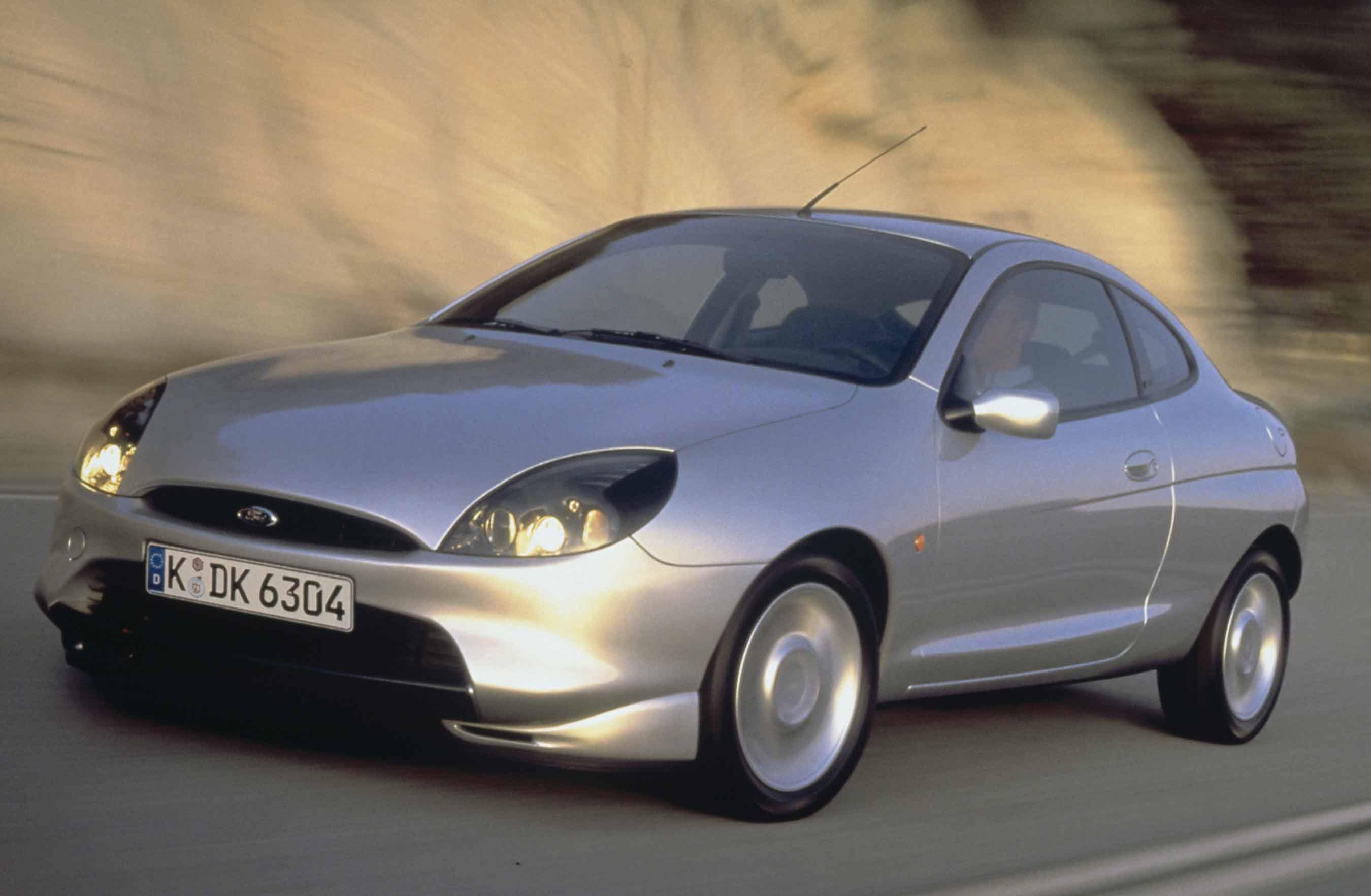 Ford Puma 1997