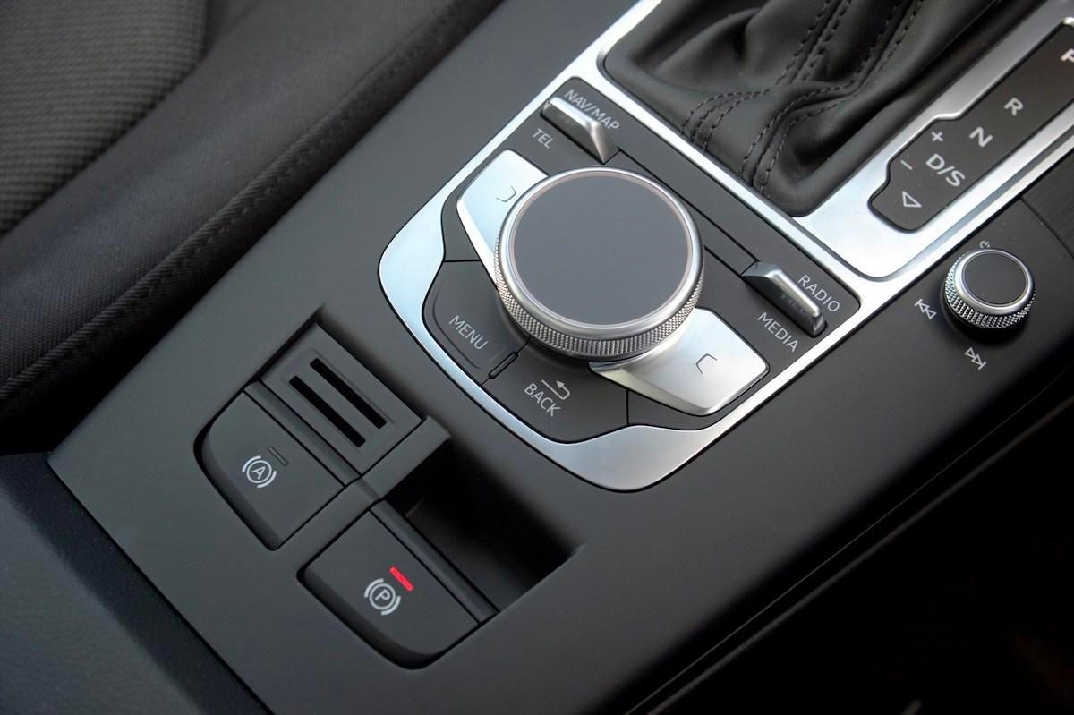 Freno a mano elettronico Audi