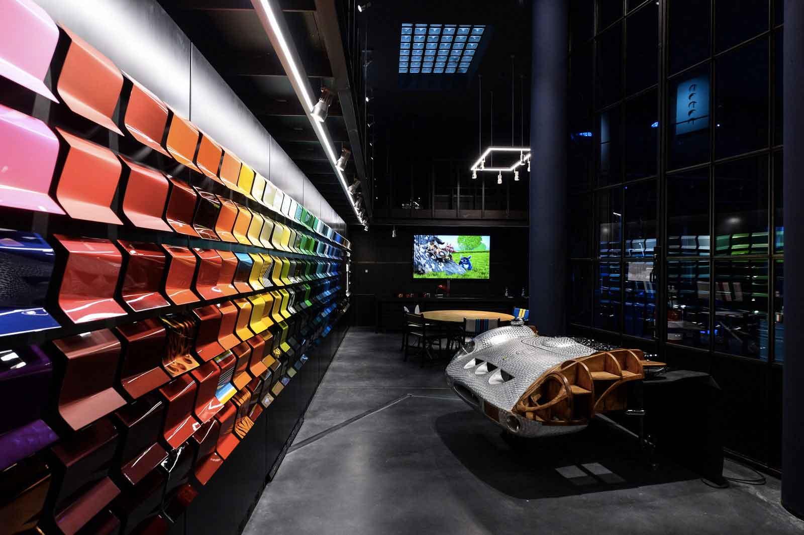 Garage Italia Milano