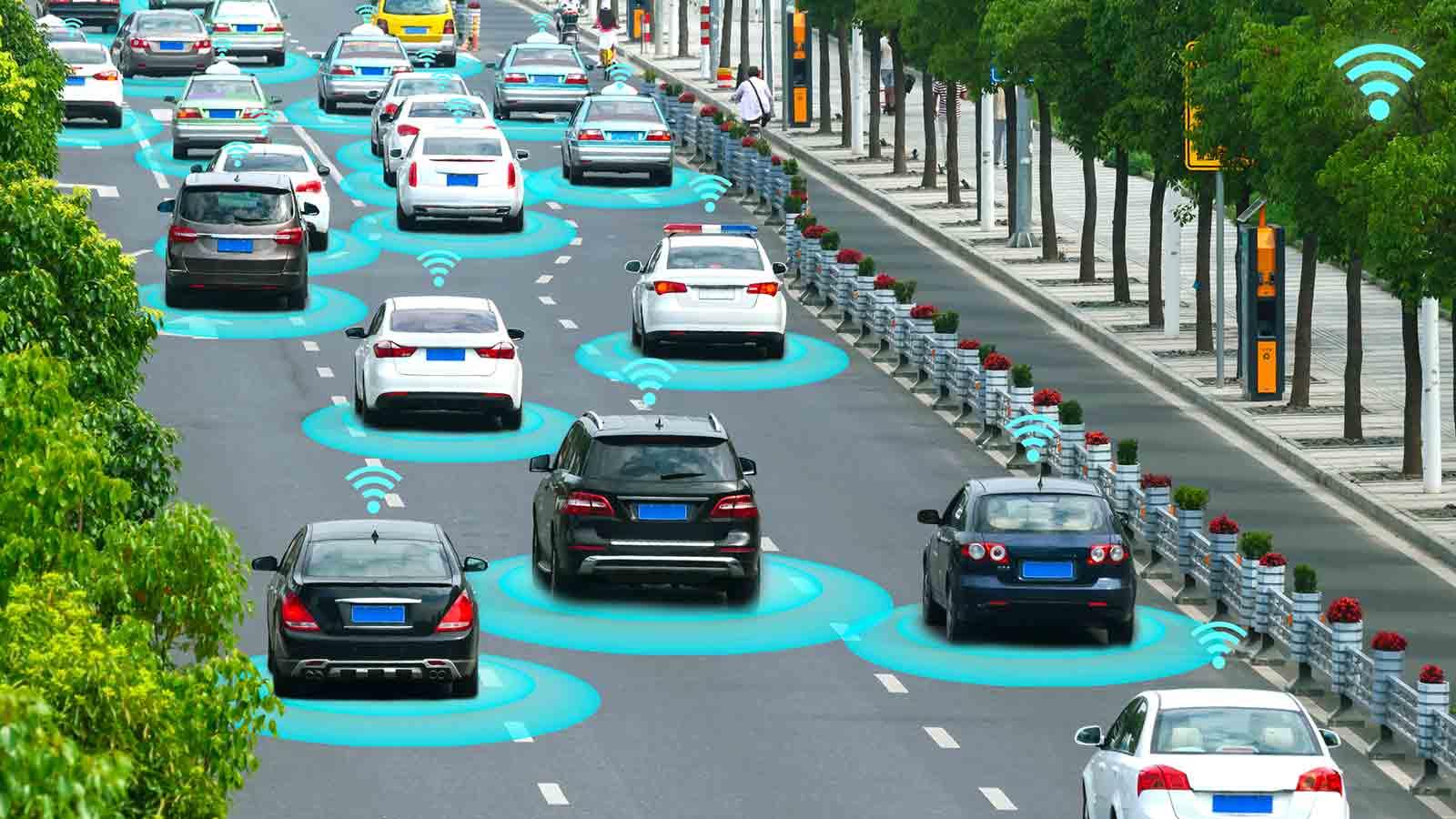 Intelligenza artificiale e auto connesse