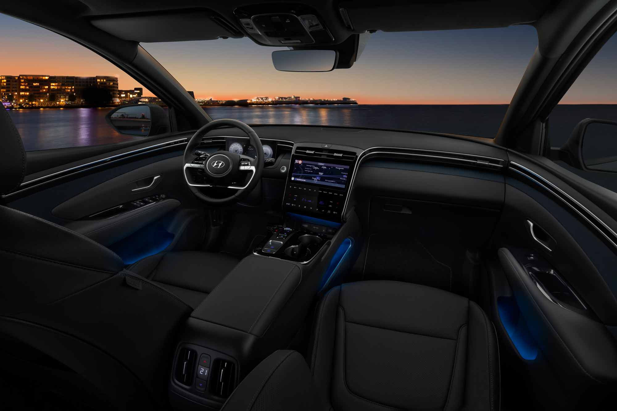 Interni Hyundai Tucson