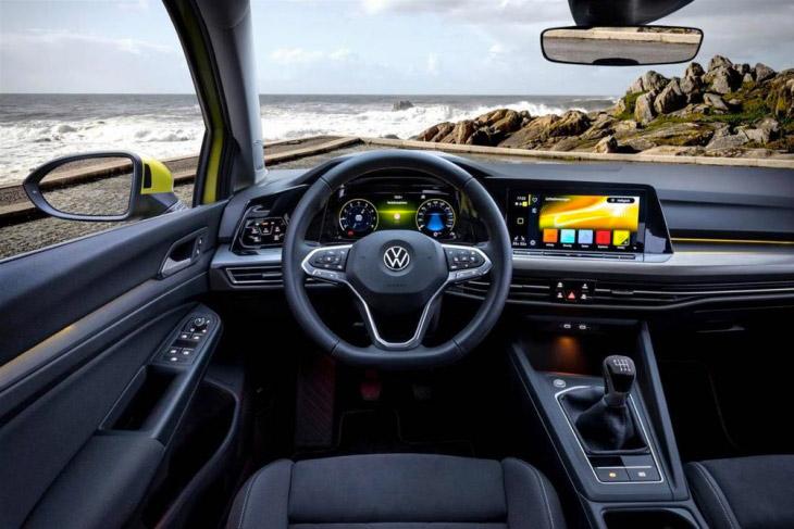 Cruscotto Nuova Volkswagen Golf 8