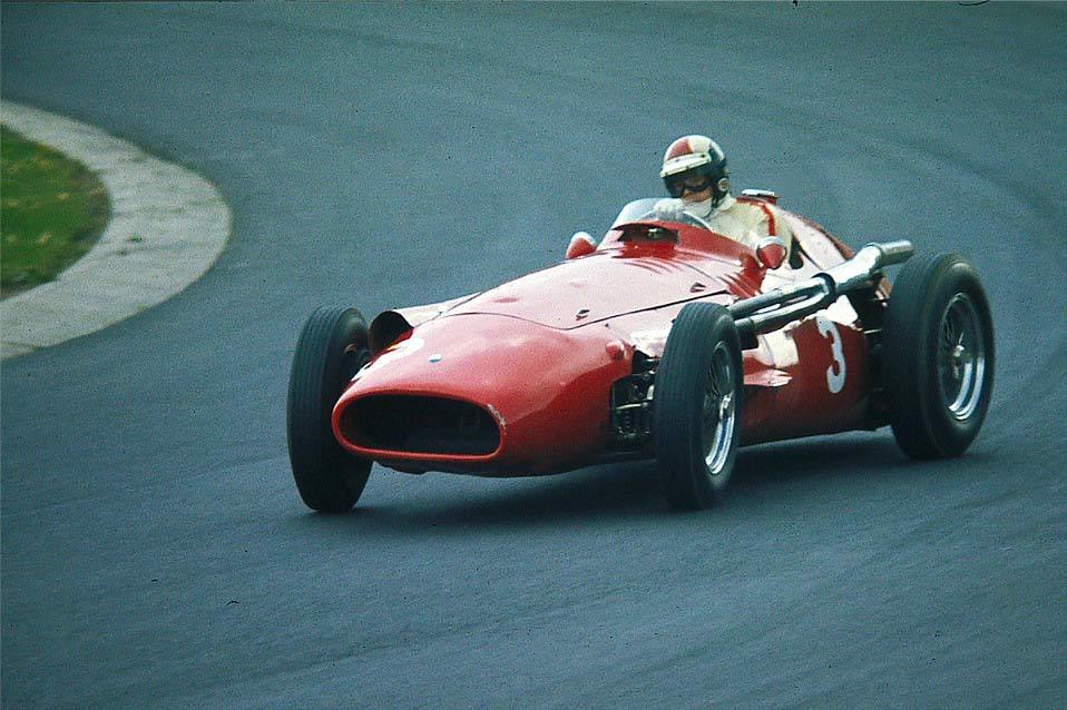 Maserati 250 F, Fangio