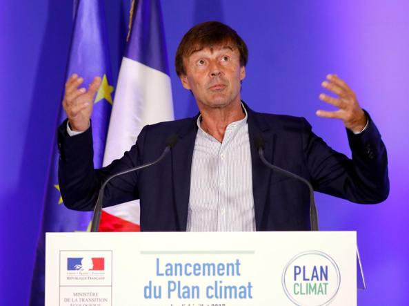 MInistro francese Hulot