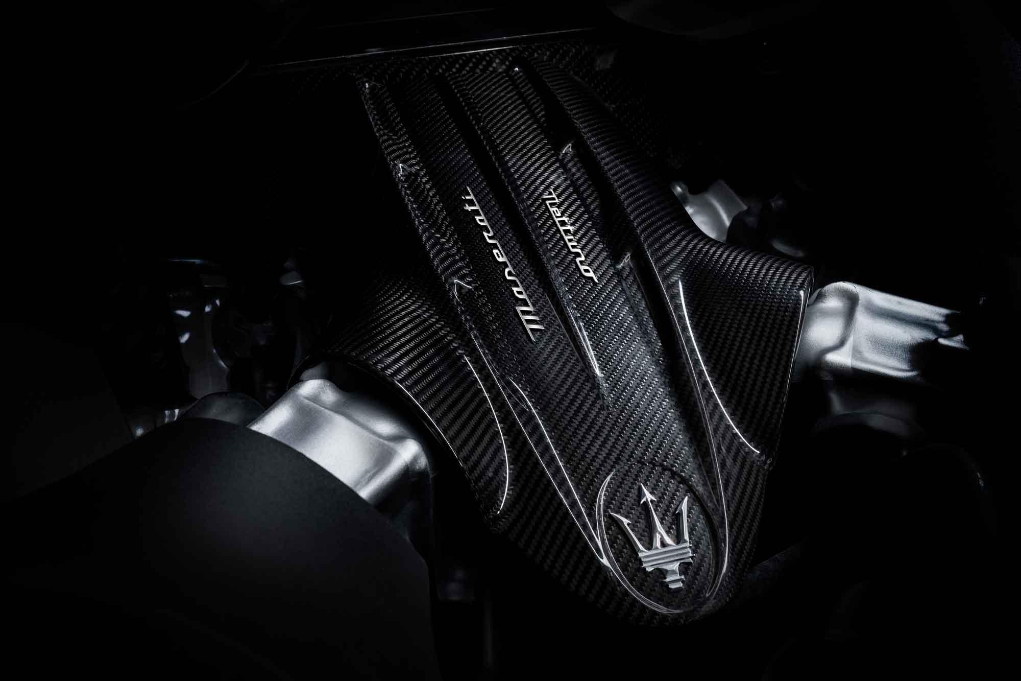 Motore Maserati MC20