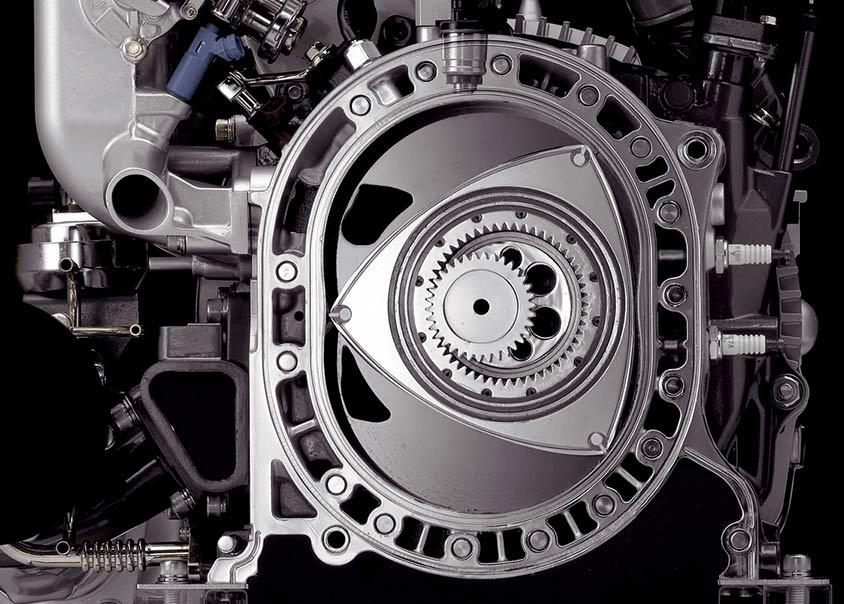 Motore Rotativo Wenkel