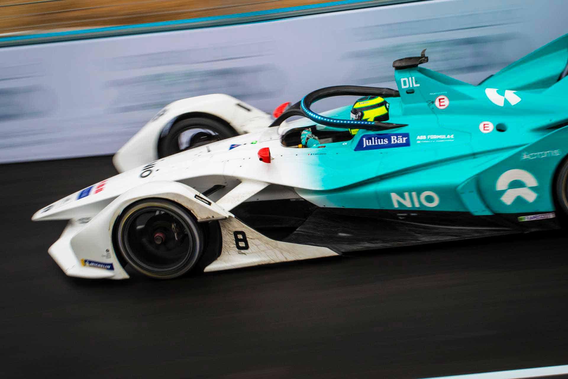 Nio Campionato Formule E