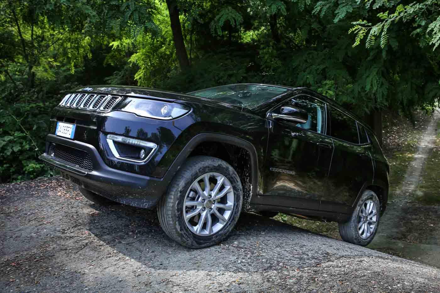 Nuova Jeep Compass 4Xe