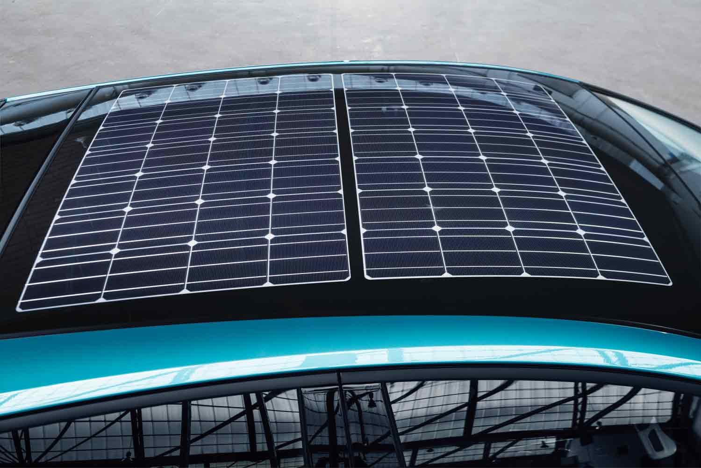 Pannelli Fotovoltaici Toyota Prius
