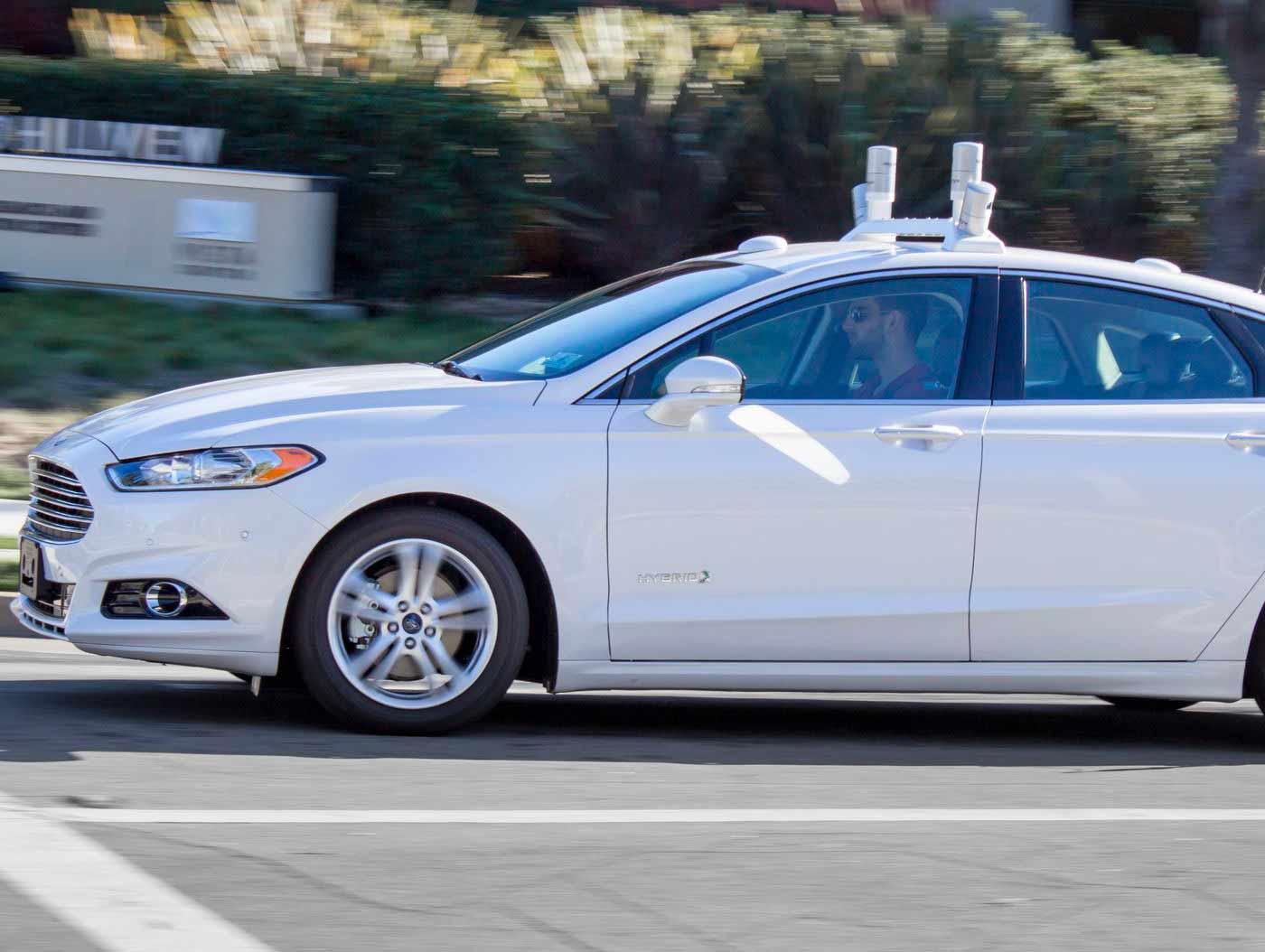 Partnership Ford e Google
