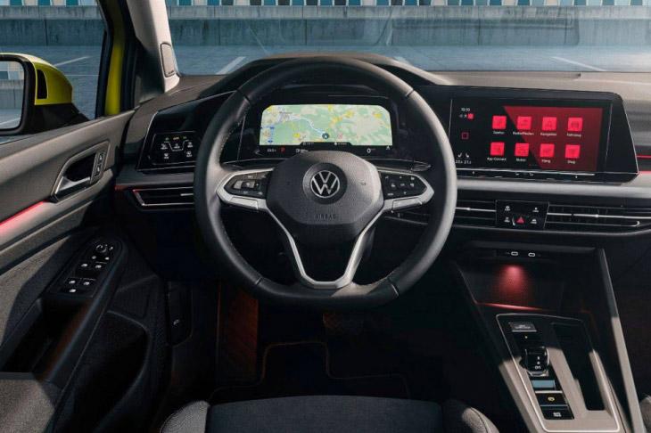Plancia Nuova Volkswagen Golf 8