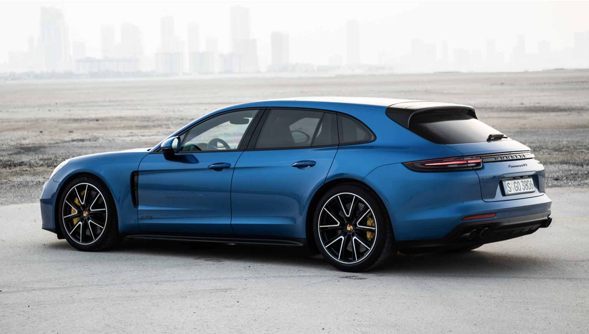La nuova Porsche Panamera 2020
