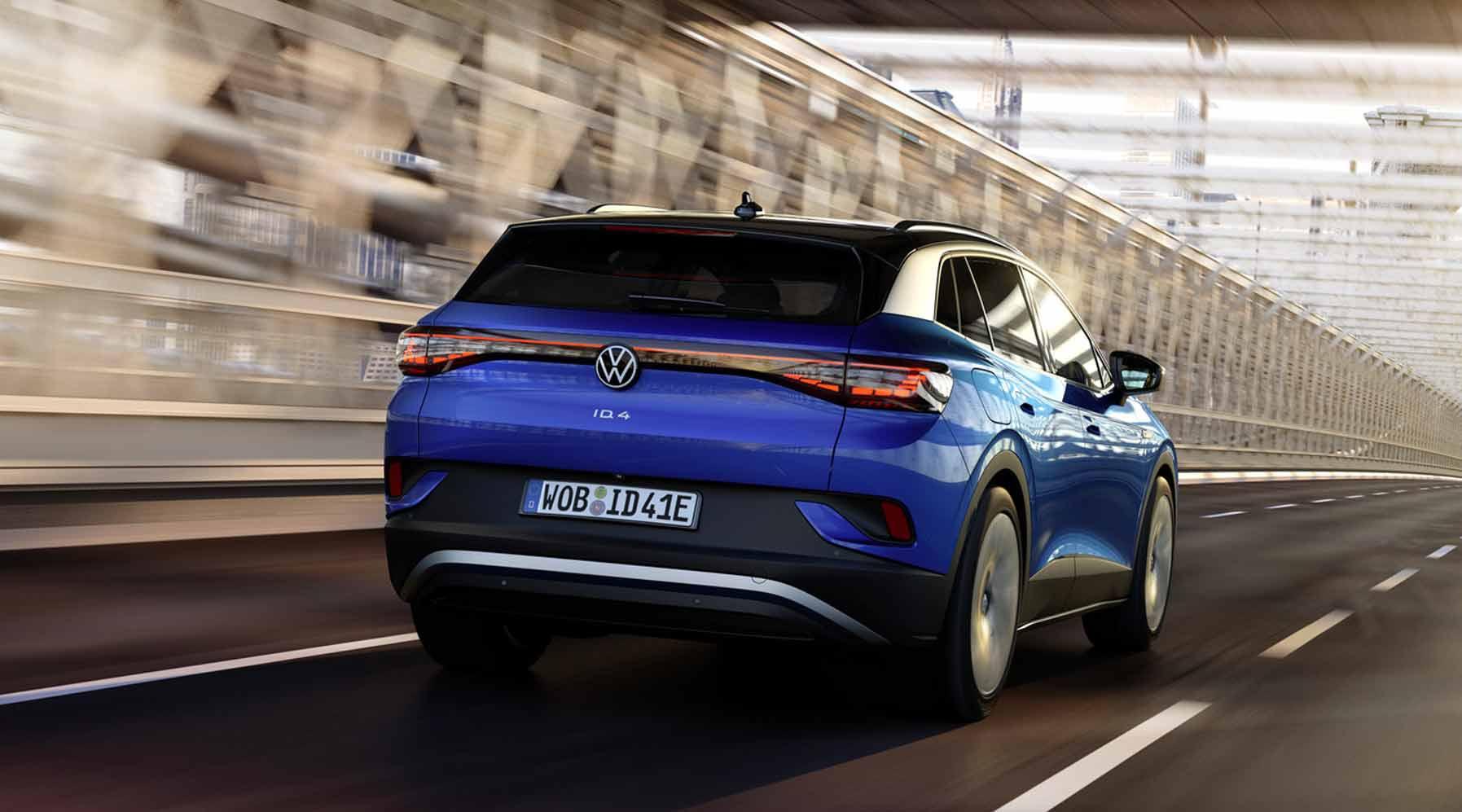 Posteriore Volkswagen ID.4