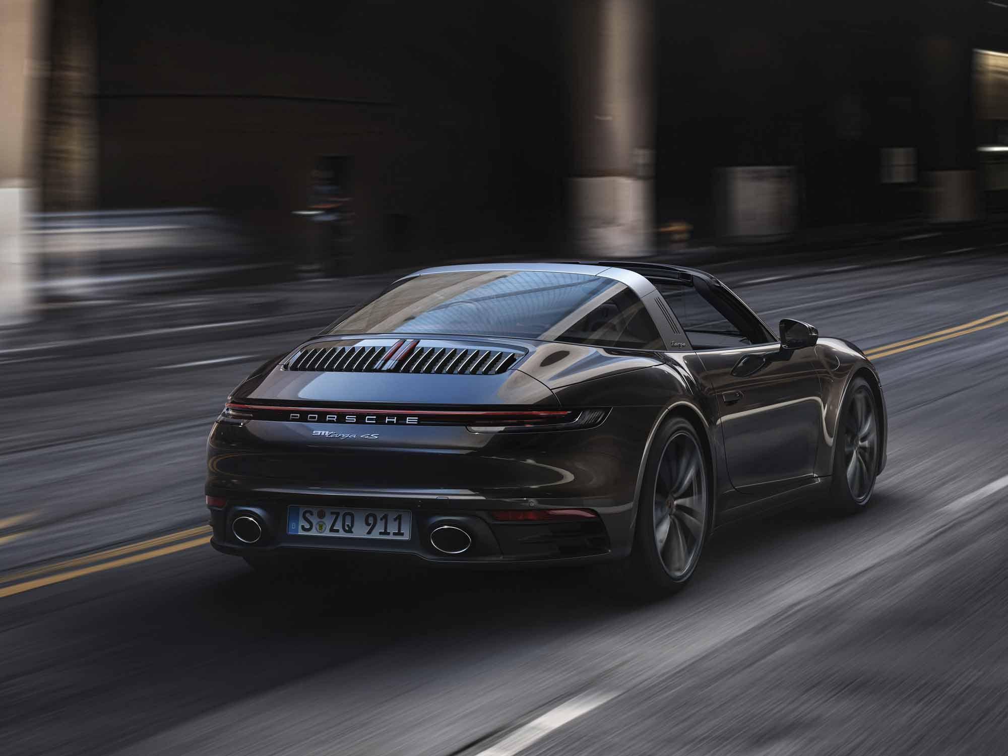 Retro Nuova Porsche 911 Targa