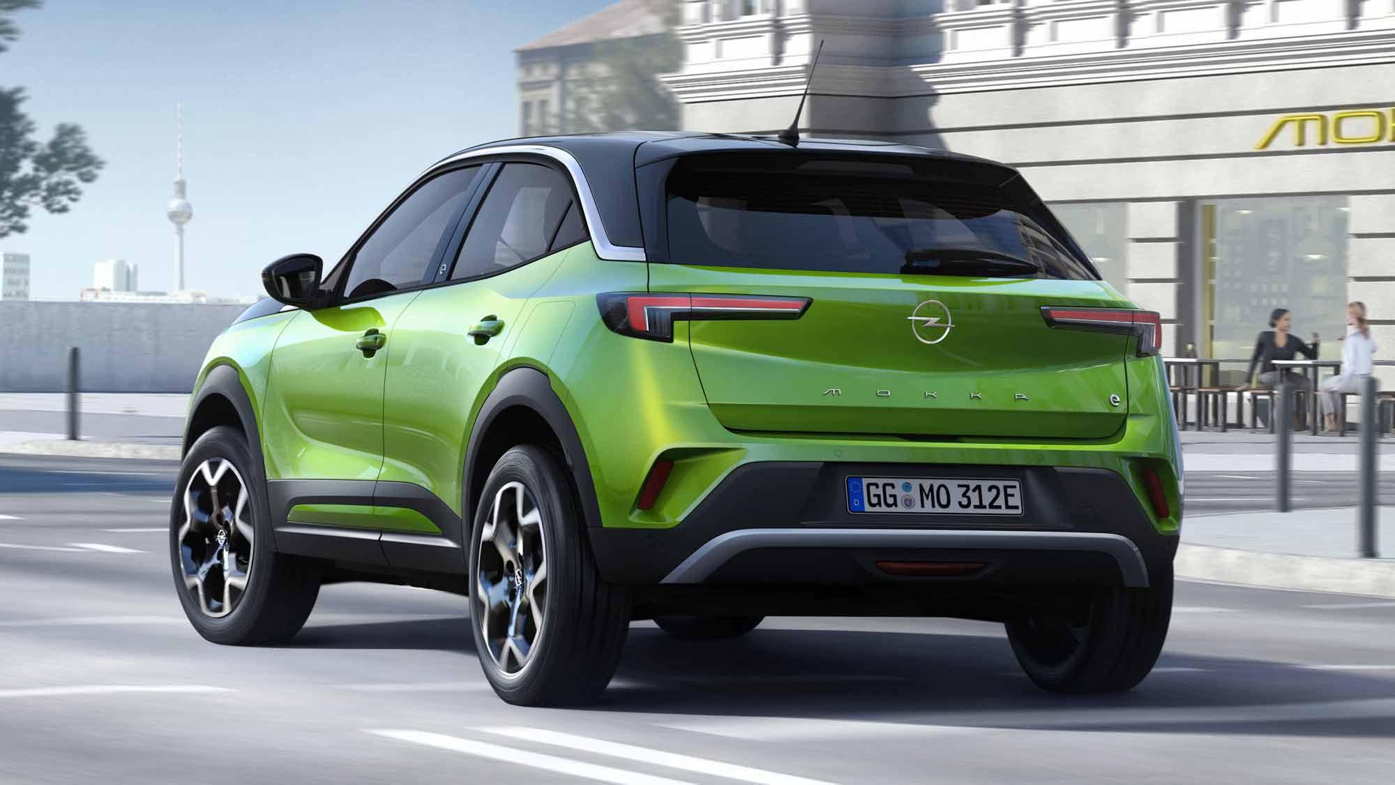 Retro Opel Mokka