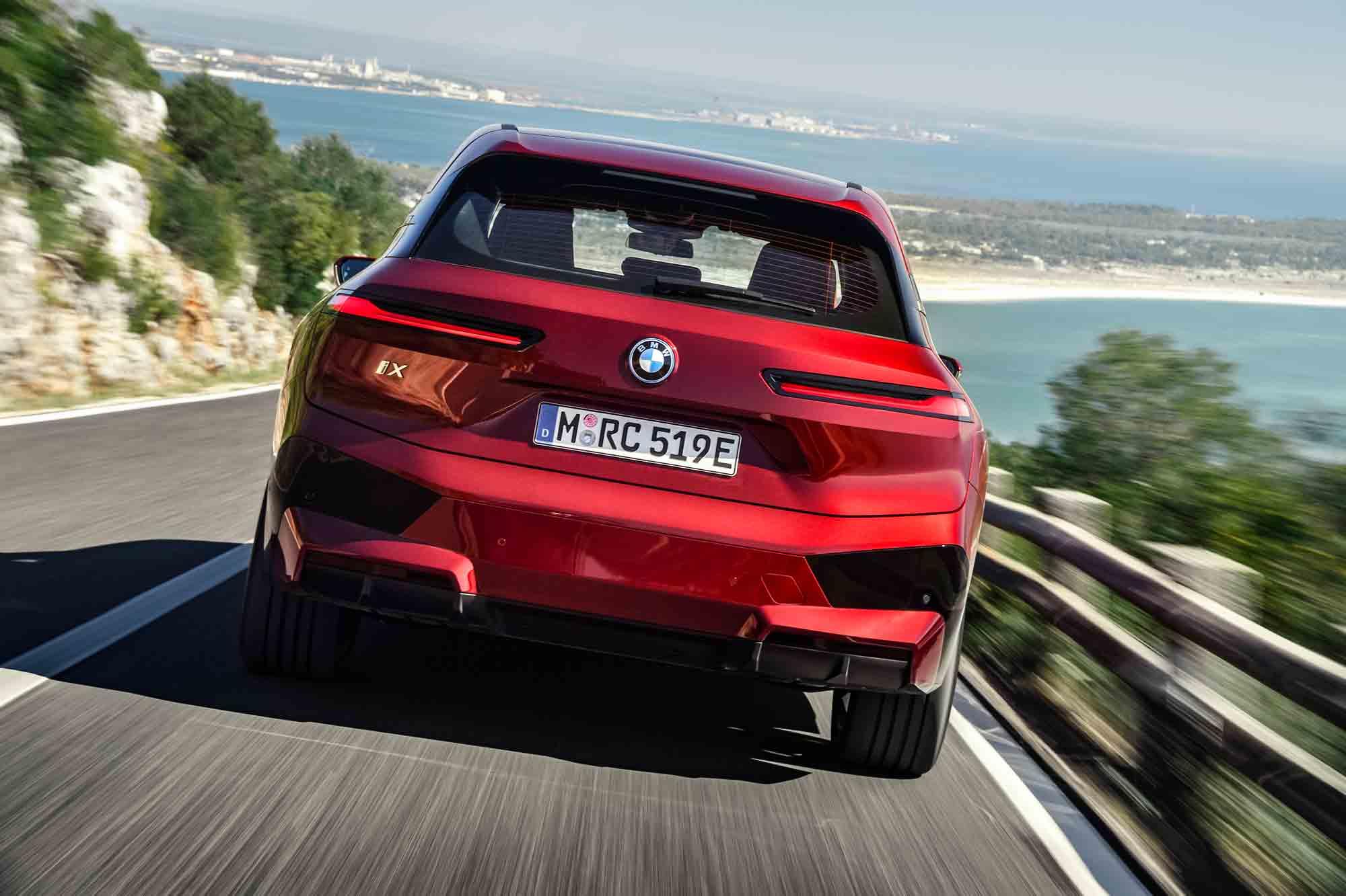 Retro BMW iX