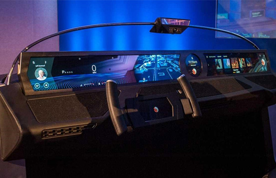 Snapdragon Automotive Cockpit Platforms