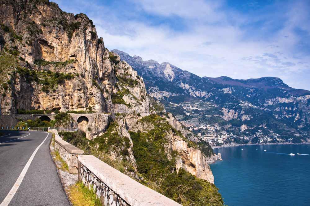 Strada Panoramica per Amalfi