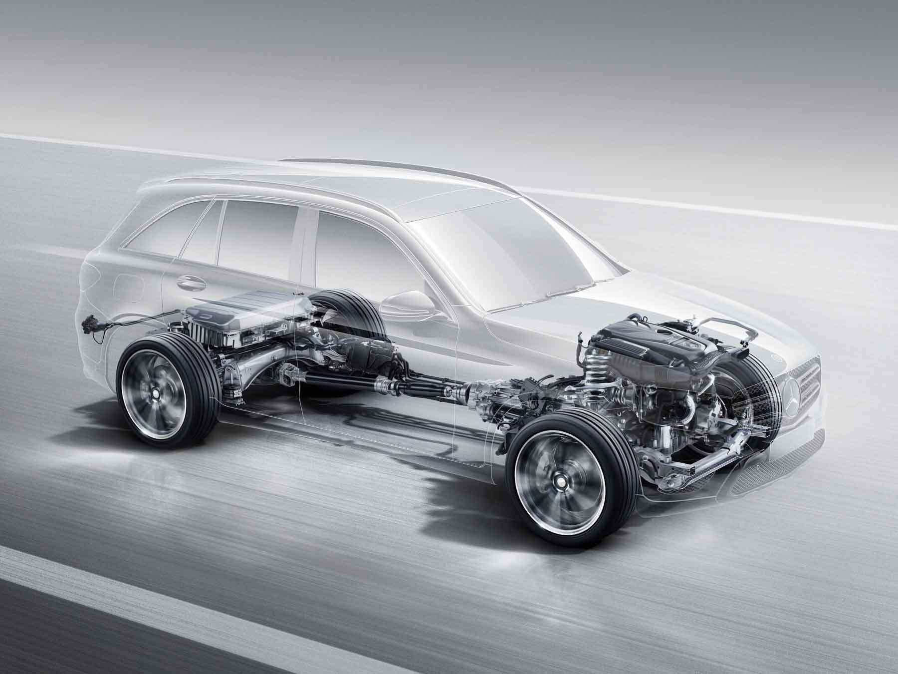 Trazione-integrale-Mercedes-GLC