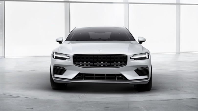Volvo Polestar frontale