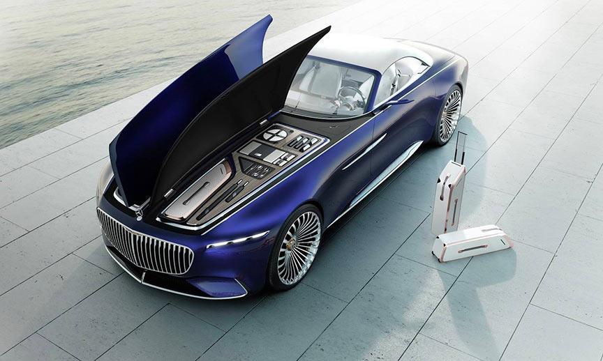 Motore Mercedes Maybach