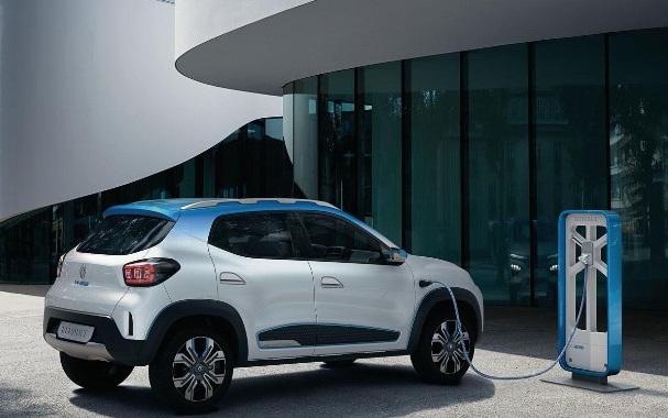 Renault ZE Concept ricarica