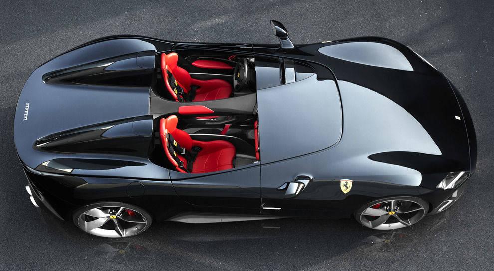 Ferrari SP1 Concept
