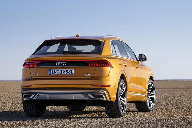 Teaser Suv Audi