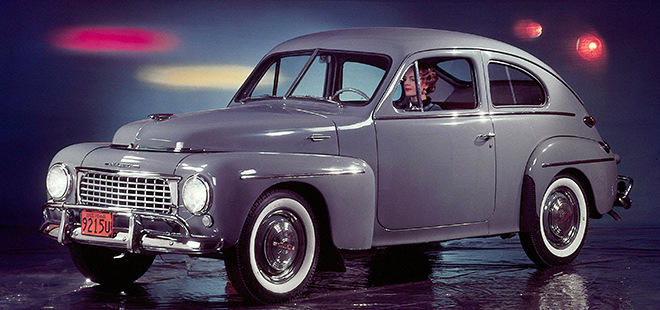 Volvo PV444