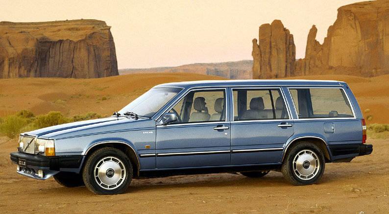 Volvo  Anni '80