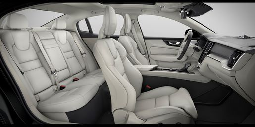 Volvo S60 interni