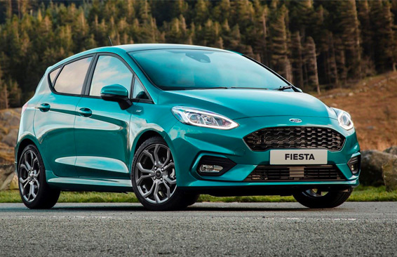 Ford Fiesta anno 1.1 70 CV