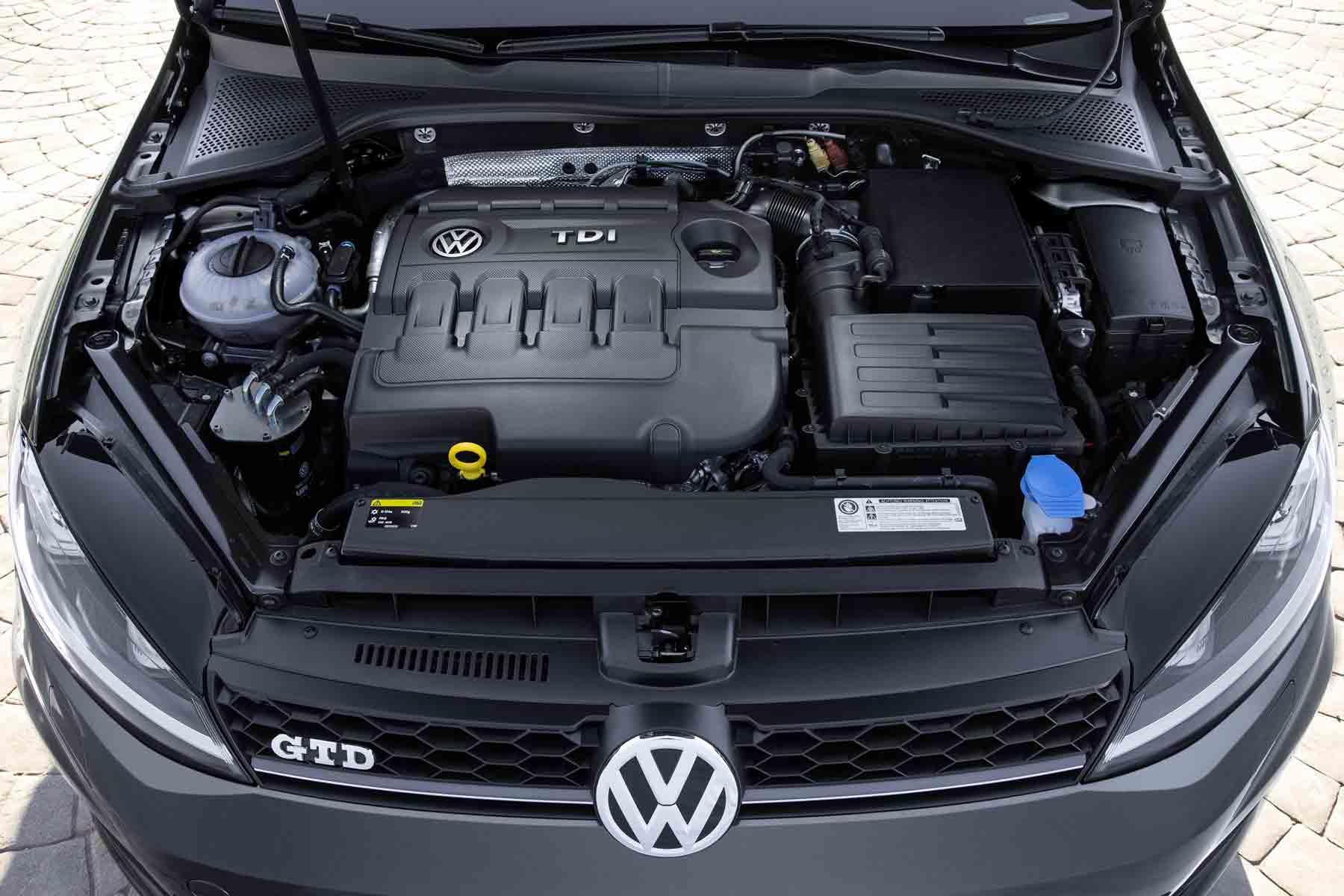 Motore diesel Volkswagen TDI