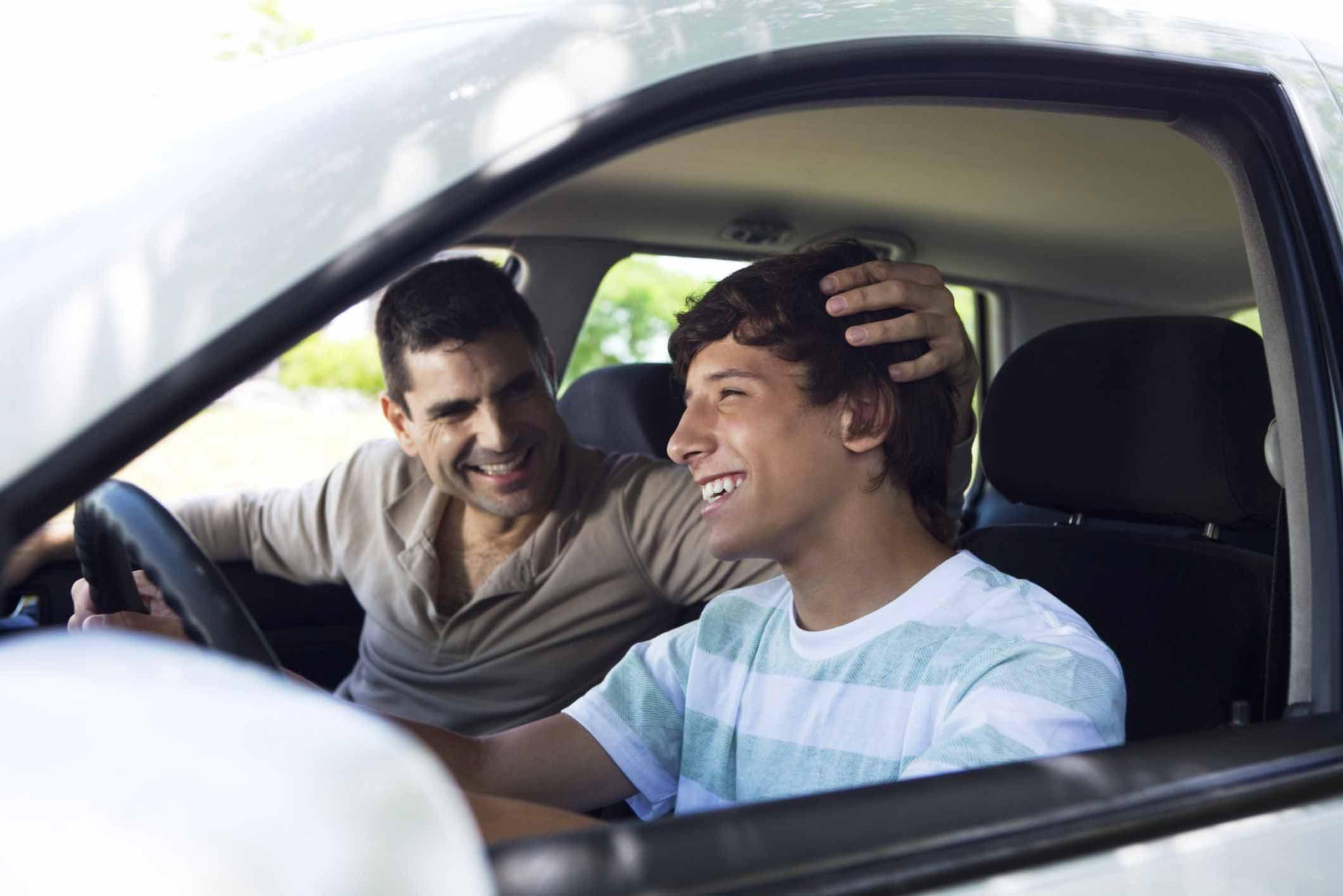 Neopatentato alla guida