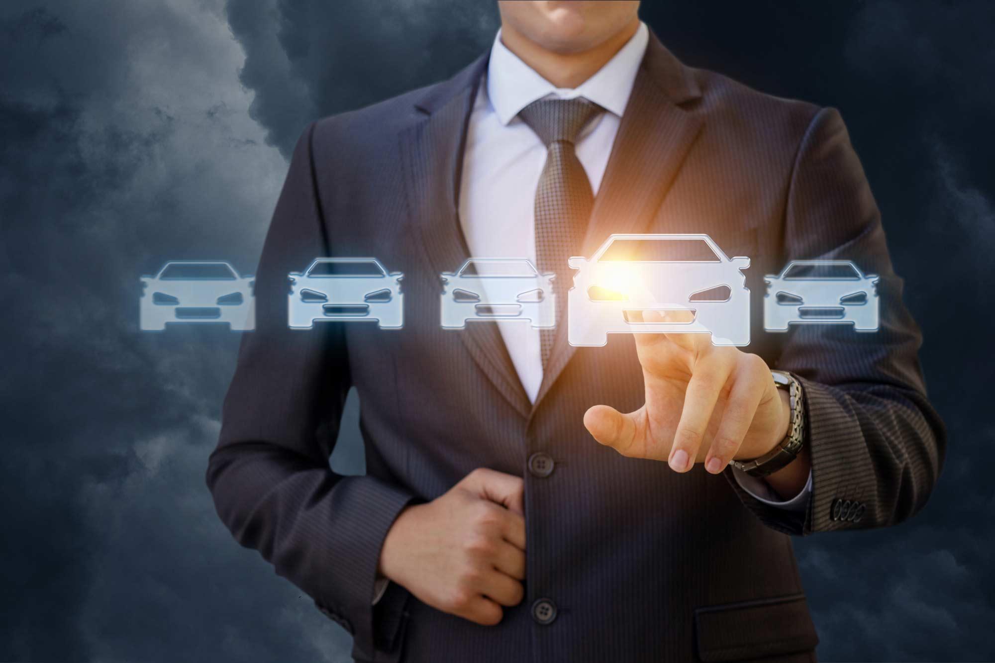 Noleggio automobile lungo termine