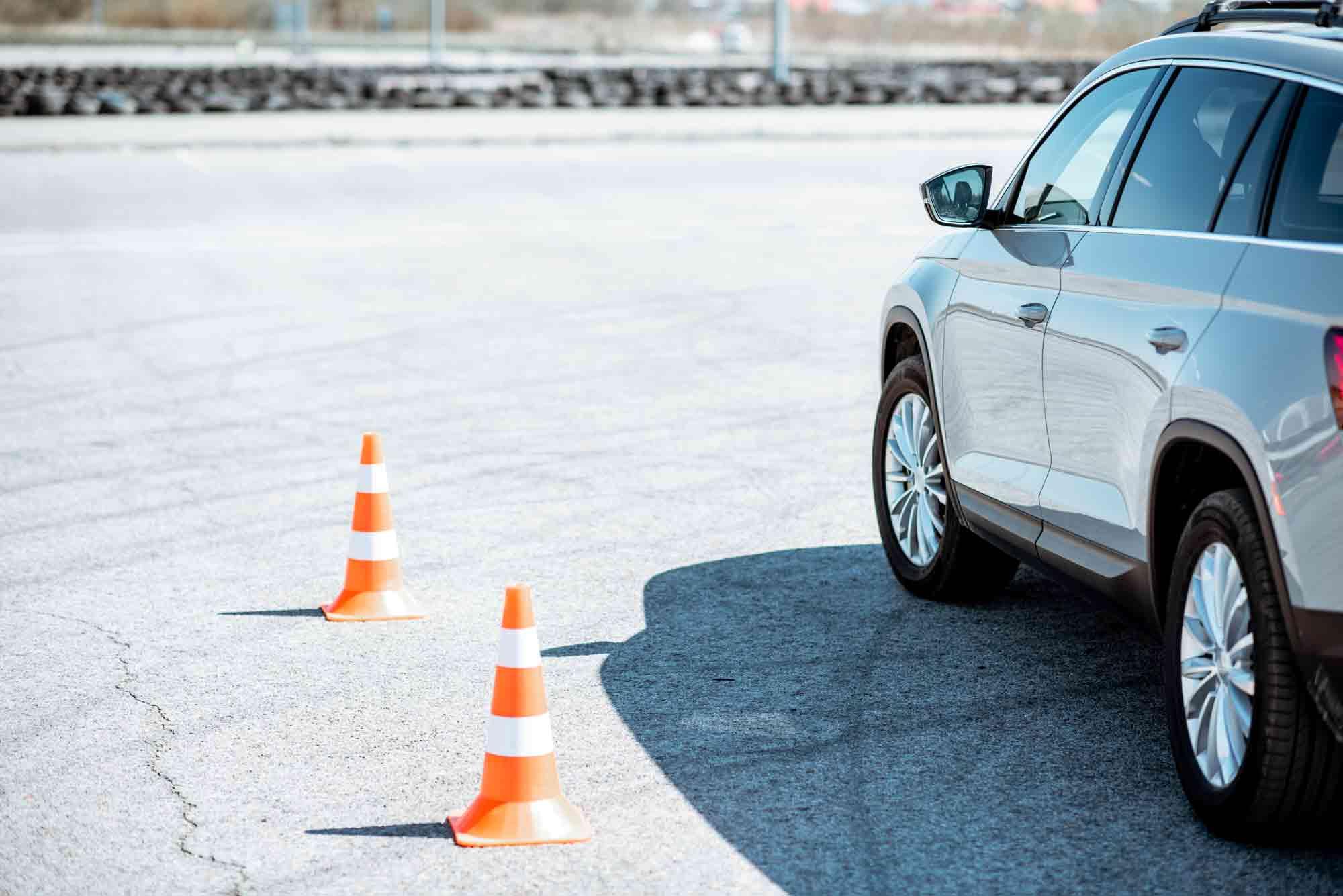 Esami di guida patente
